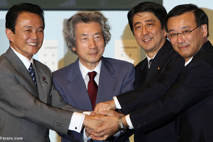 شینزو آبه کیست؟