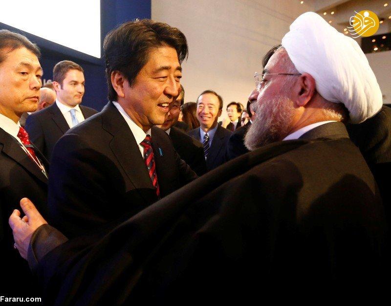 در خواست ایران از شینزو آبه مشخص شد