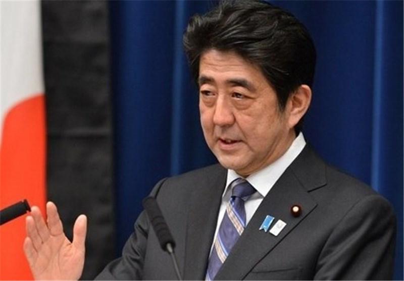 تقدیر نخستوزیر ژاپن از فتوای رهبر انقلاب