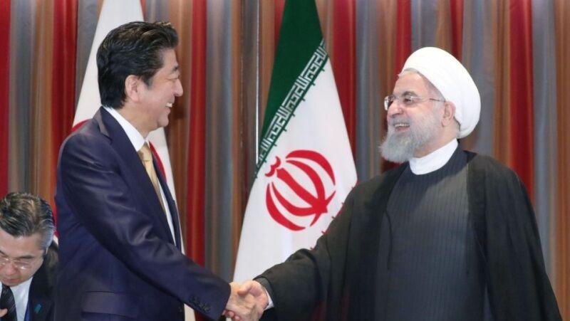 سخنگوی وزارت خارجه ژاپن با اشاره به دیدار روحانی و آبه: مذاکرات مفید بود