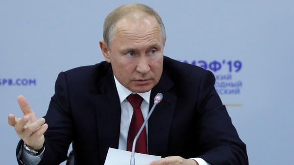 ولادیمیر پوتین: روابط ما با آمریکا بد و بدتر میشود