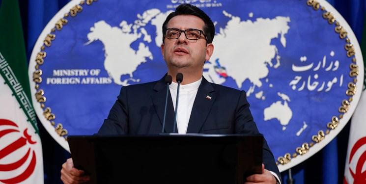 واکنش ایران به حوادث مشکوک برای نفتکشها مرتبط با ژاپن