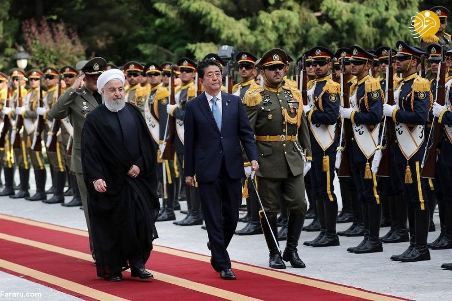 واکاوی سفر شینزو آبه به تهران