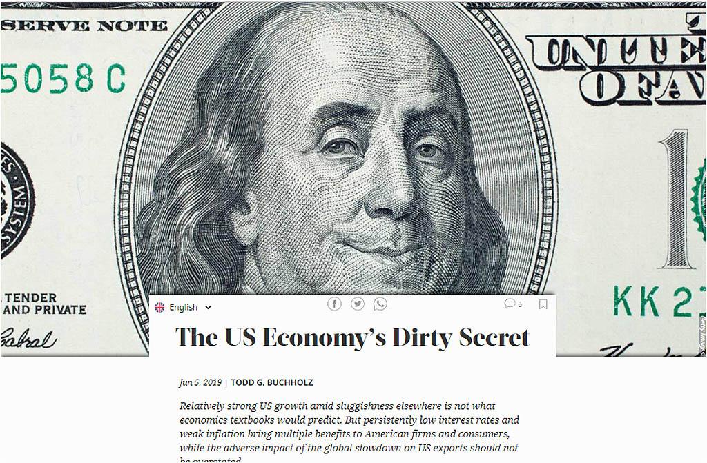 راز پلید اقتصاد آمریکا
