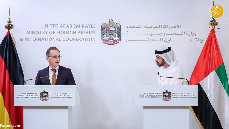 در باب شرطگذاری امارات برای مذاکره با ایران