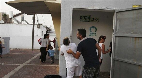 اسرائیل فرمان بازگشایی پناهگاه ها را صادر کرد