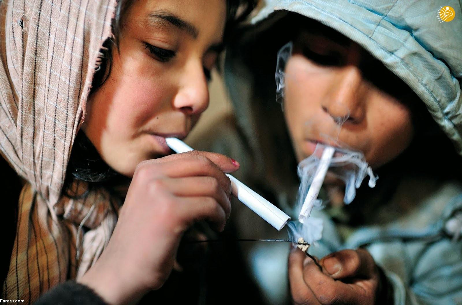 هروئین افغانستان در راه اروپا؟