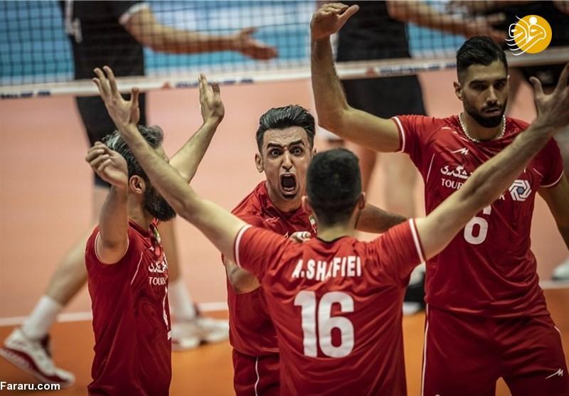 لهستان هم حریف والیبال ایران نشد