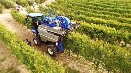 ویدئویی جالب از کشاورزی مکانیزه