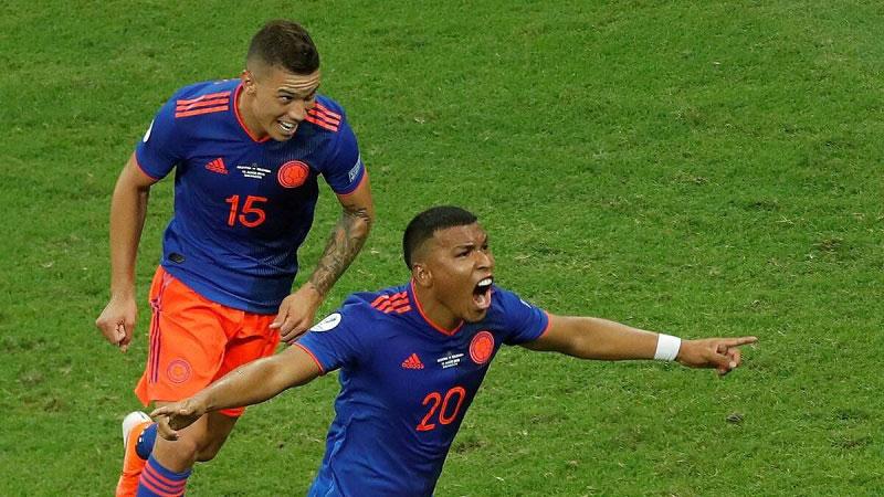 شروع خوب کلمبیای کیروش با شکست آرژانتین