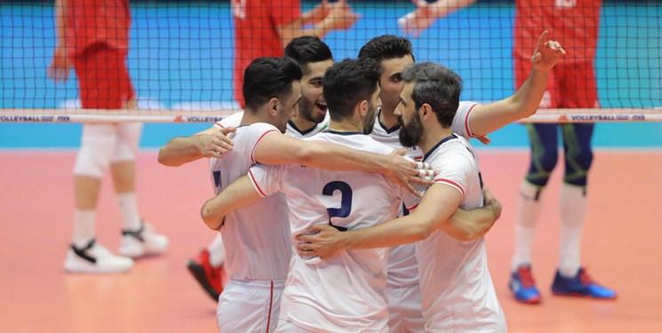 لیگ ملتهای والیبال/ ایران ۲ - روسیه صفر