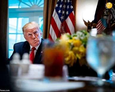یک گوریل گستاخ در کاخ سفید است که به ارزشهای آمریکایی چنگ میاندازد