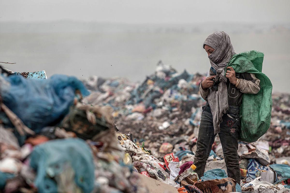 ۴۷۰۰ کودک زبالهگرد در پایتخت!