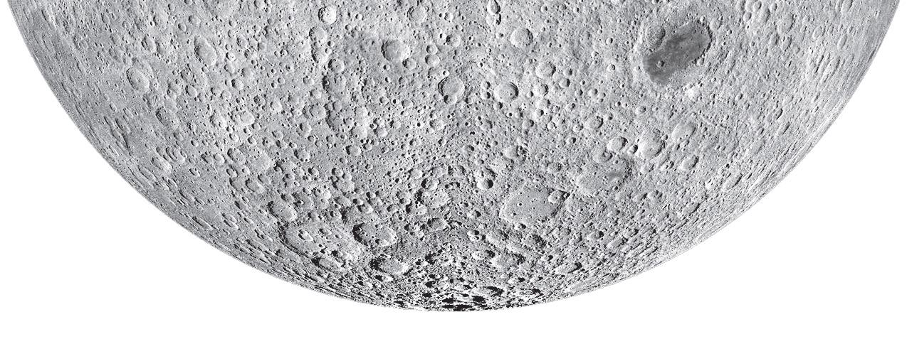 نخستین دادههای ارسالی کاوشگر چینی از نیمه اسرارآمیز پنهان ماه