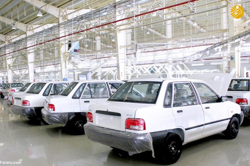 قیمت خودرو در بازار امروز، 27 خرداد 98؛ پراید باز 48 میلیون تومان شد!