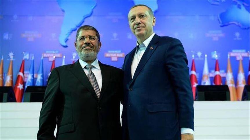 واکنش تند اردوغان به مرگ مرسی: سیسی ستمگر است