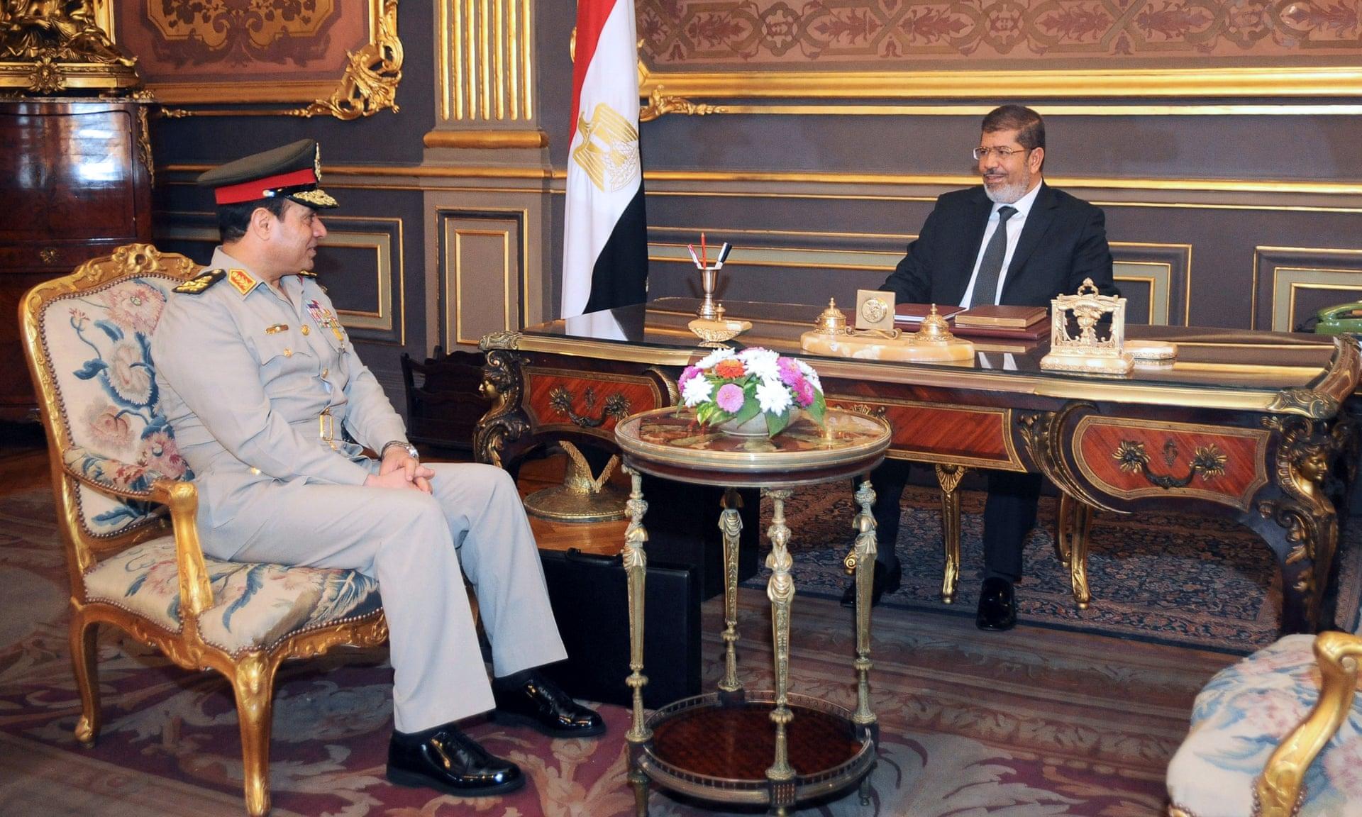 جزییات مرگ محمد مرسی