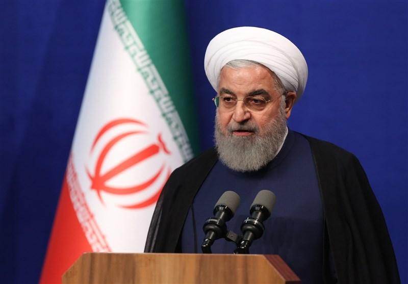 روحانی: طرف مقابل ما یک عده سیاستمدار کمتجربه هستند