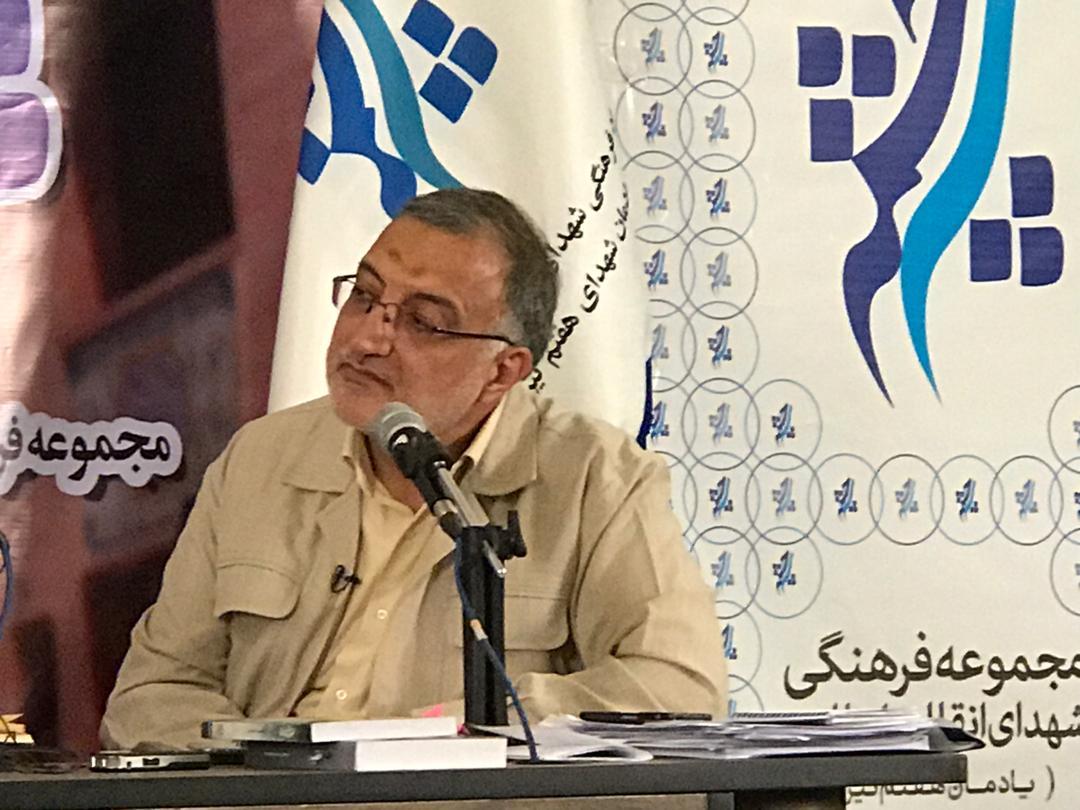 حملات تند زاکانی به اصلاحطلبان: نجفی یک قاتل جانی است!
