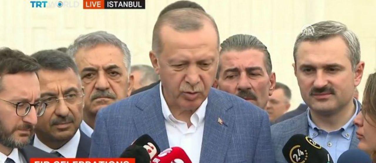 اردوغان: مُرسی به مرگ طبیعی نمرده است