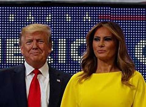 (تصاویر) آغاز رسمی کارزار ترامپ برای انتخابات ۲۰۲۰