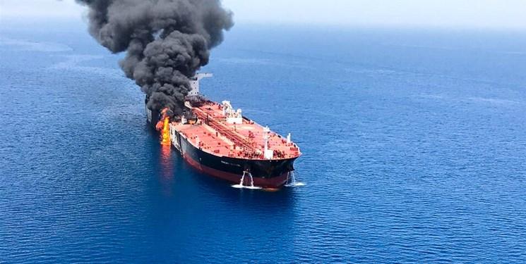 ادعای آمریکا درباره استفاده از مینهای ایرانی در حمله به نفتکشها