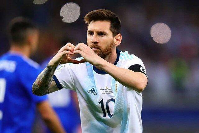 آرژانتین به لطف VAR از شکست گریخت