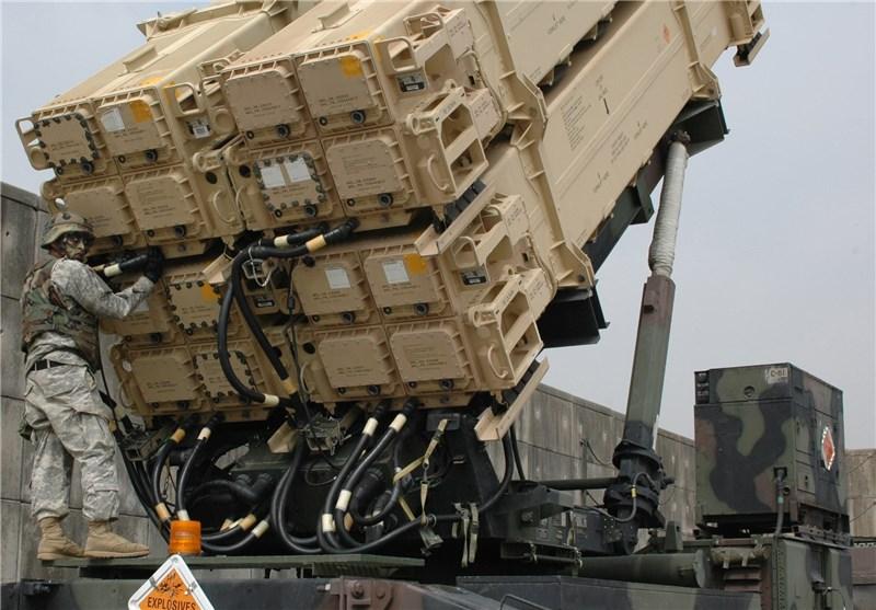 آمریکا تجهیزات نظامی جدید در منطقه مستقر میکند