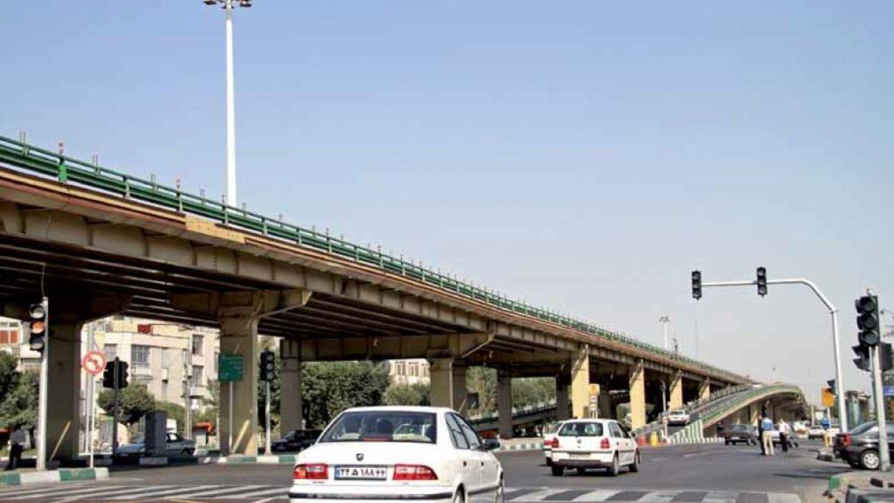 توصیههای ترافیکی پلیس راهور همزمان با انسداد پل گیشا