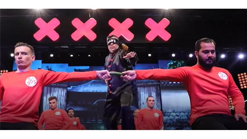 شمشیر زن «عصر جدید»: نمیدانم پشت صحنه چه بود که من حذف شدم