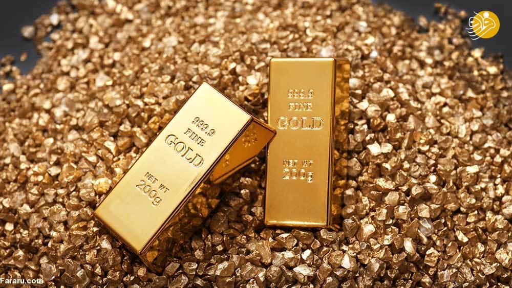 طلای جهانی رکورد ۱۴۰۰ دلار را شکست