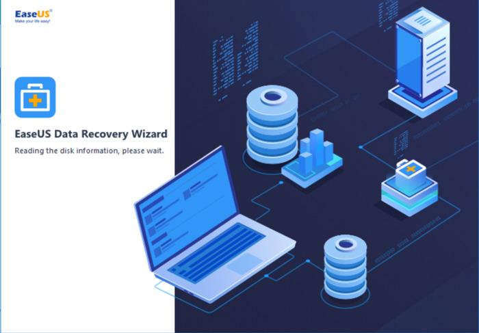 معرفی نرم افزار EaseUS Data Recovery بازگردانی دیتای پاک شده