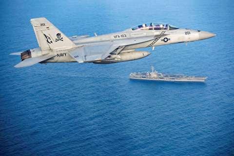 وضعیت نیروی دریایی ایران و امریکا نشانهای از جنگ ندارد