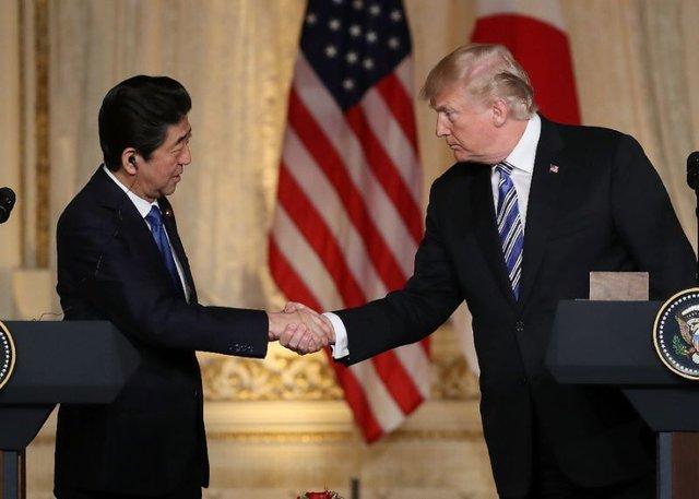 درخواست ترامپ از شرکتهای بزرگ ژاپنی