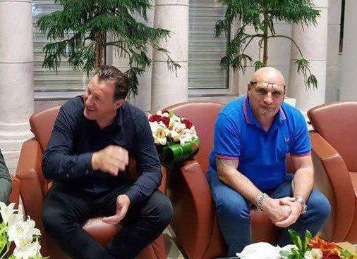 (تصویر) «ویلموتس» وارد تهران شد