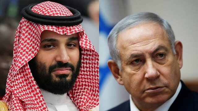 ولیعهد سعودی، رژیم صهیونیستی را به قلب مدینه آورد