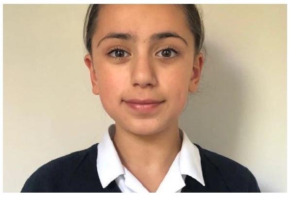 تارا شریفی نابغه ۱۱ ساله ایرانی که رکورد ضریب هوشی اینشتین را شکست! + تصاویر