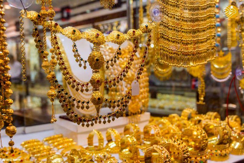 قیمت هر مثقال طلا در بازار امروز سهشنبه ۷ خرداد
