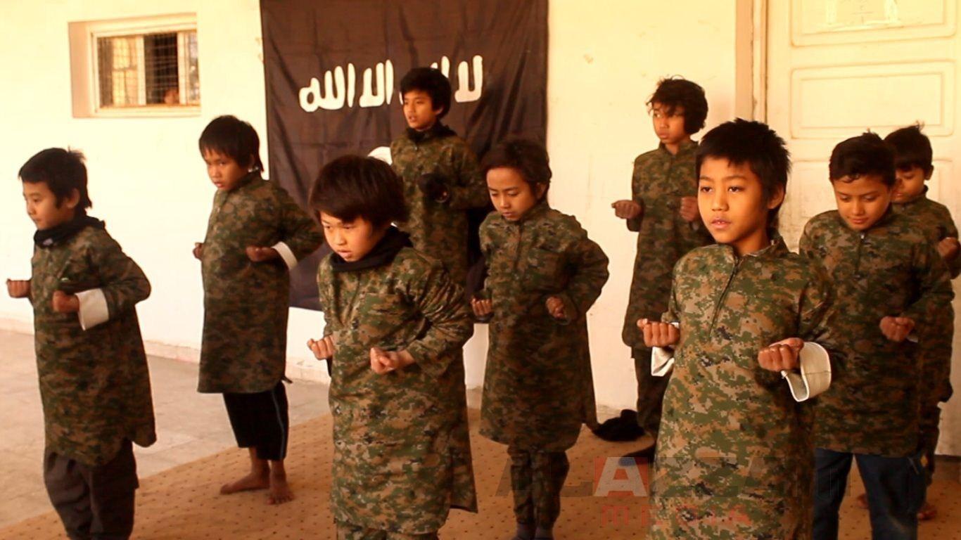 ابرهای سیاه داعش در شرق