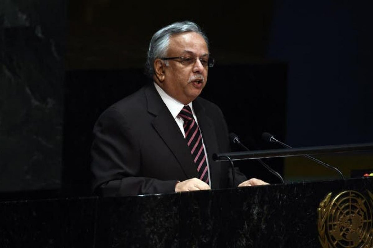 نماینده عربستان در سازمان ملل: عربستان هیچ تفاهم زیر میزی با اسرائیل ندارد.