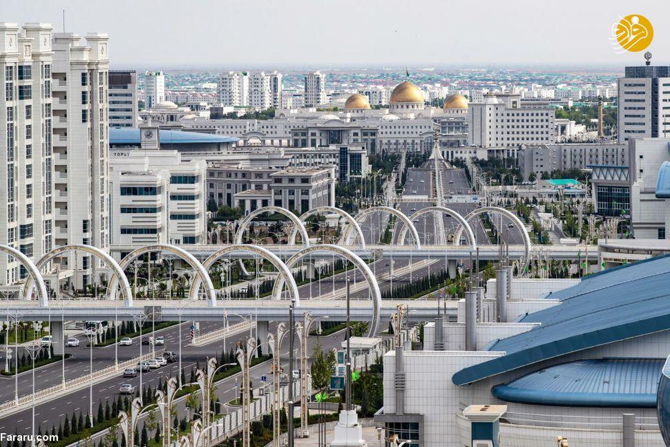 عشق آباد؛ گرانترین شهر جهان برای خارجیها!