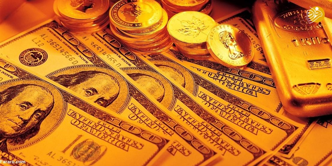 قیمت طلا، قیمت سکه، قیمت دلار و قیمت انواع ارز در بازار امروز؛ دوشنبه؛ ۱۰ تیر ۹۸