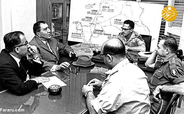 تاریخ نانوشته اتحاد شاه و اسراییل