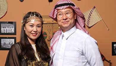 (تصاویر) بن سلمان، کرهایها را عربستانی کرد!