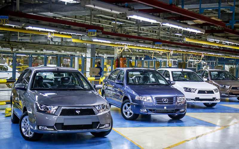 قیمت خودرو در بازار امروز ۱۱ تیر؛ ساینا ۶۰ میلیون، سمند ۸۵میلیون!