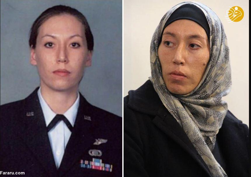 ماجرای اهدای مدال افتخار جرج بوش به افسر اطلاعاتی زن آمریکایی که به ایران گریخت