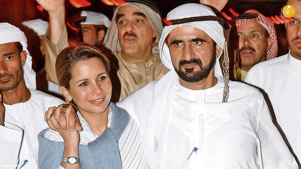 جزئیاتی جدید از فرار جنجالی همسر حاکم دبی
