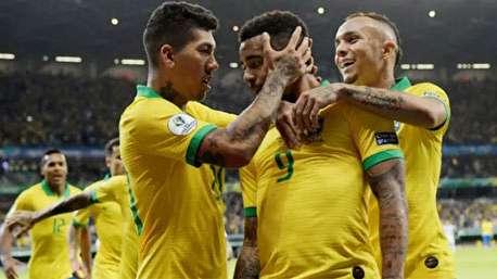 خلاصه بازی برزیل ۲ - ۰ آرژانتین