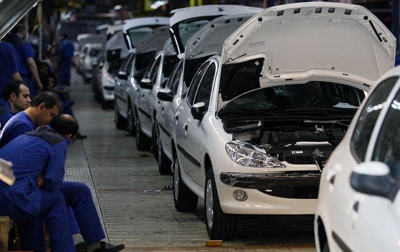 قیمت روز خودرو چهارشنبه ۱۳ تیر
