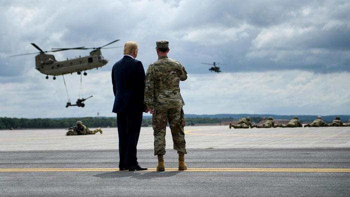 دامنه جنگ احتمالی میان ایران و آمریکا؟